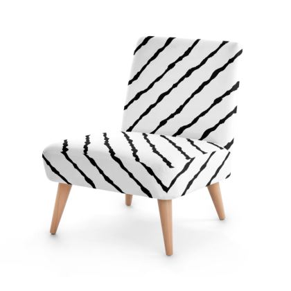 Diagonally Occasional Chair