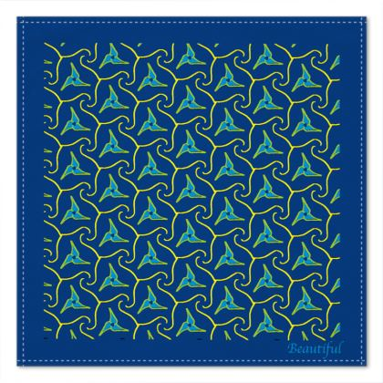 Beautiful Pocket Square - Selsey
