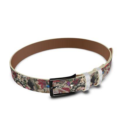 Everything Leather Belt