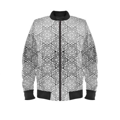 Cranial Oblivion Light I - Bomber Jacket