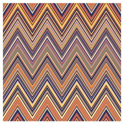 Lavish Zigzag Occasional Chair