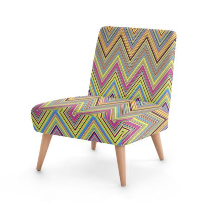 Accents of Color Occasional Chair