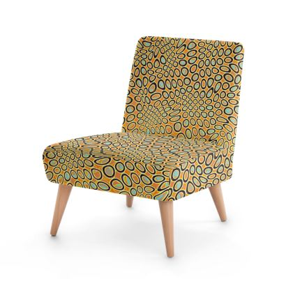 Disco Dots Occasional Chair