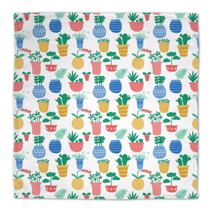 Napkins - Potted Plants