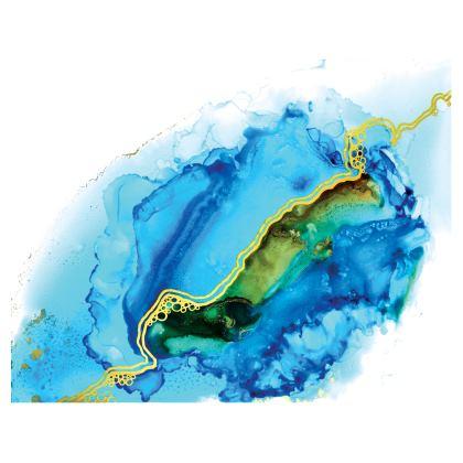 Riptide Handbag