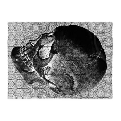 Cranial Oblivion Dark II Blanket