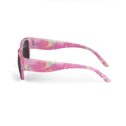 Painted in Pink Sunglasses