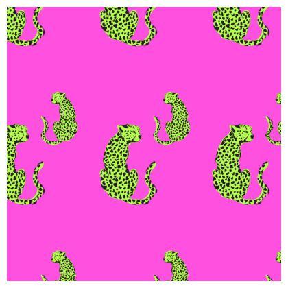 Cushion in Reverse Colour
