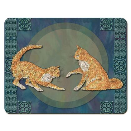 Celtic Cats Placemats