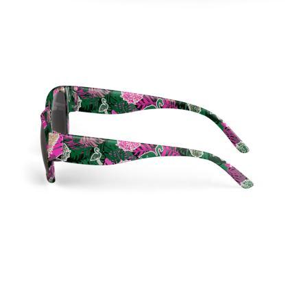 Tropical Paradise Sunglasses