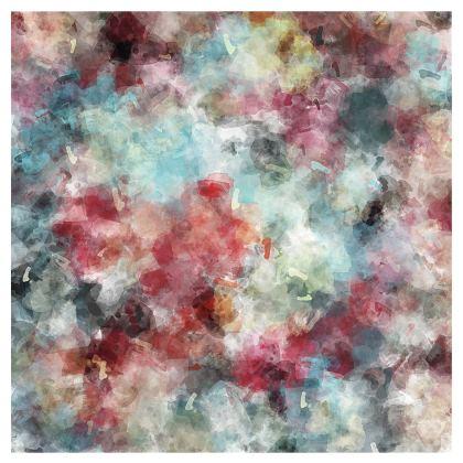 Abstract Watercolor Handbag