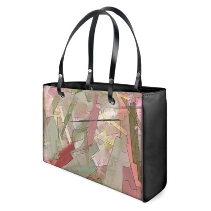 Patches of Paint Handbag
