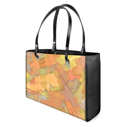 Patches of Color Handbag