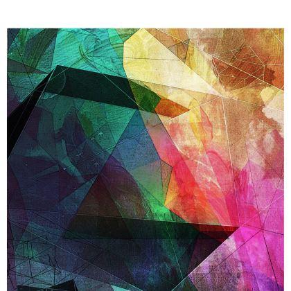 Abstract Rainbow Handbag