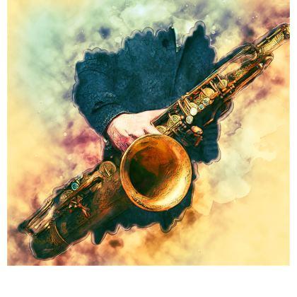 Jazz Player Handbag