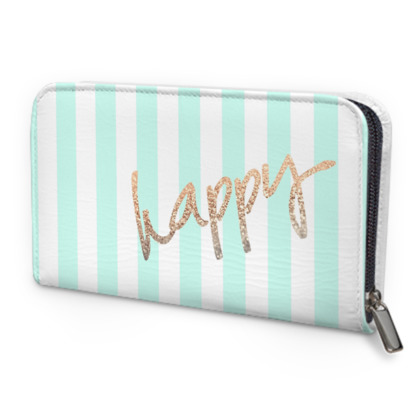 HAPPY MINT - Zip Purse