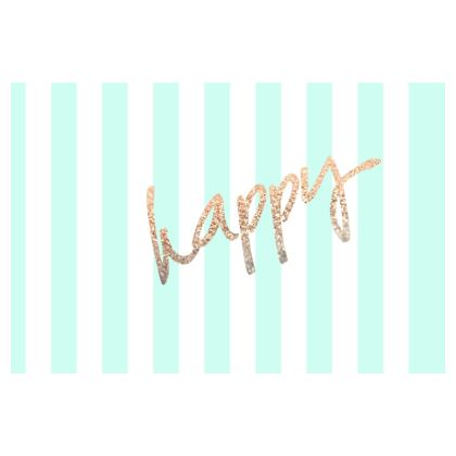 HAPPY MINT - Clutch Bag