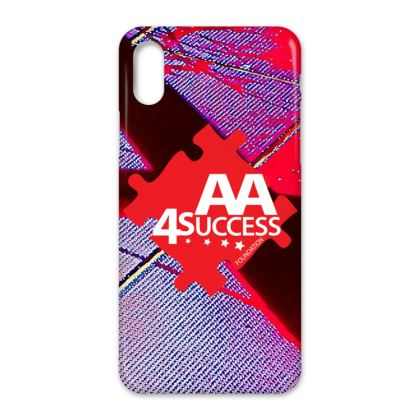 iphone X PinkX Design  Case