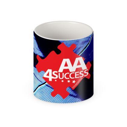 AA4Success Blue  Mug