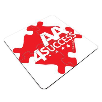 AA4Success Classic Jigsaw Coasters
