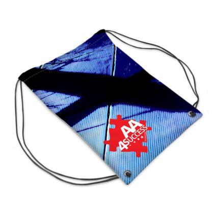 AA4Success BlueX Swim Bag