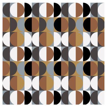 Geometric Art Occasional Chair