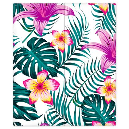 summer flowers Bed Sheets