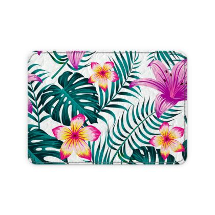 exotic Leather Card Case