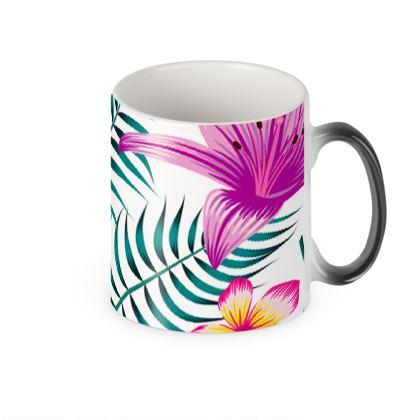 exotic Heat Changing Mug