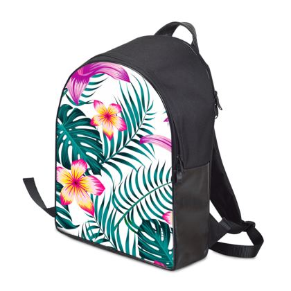 exotic flowers Backpack