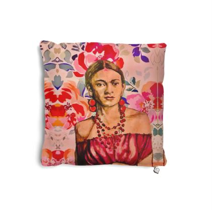 Designer Cushion Frida Kahlo