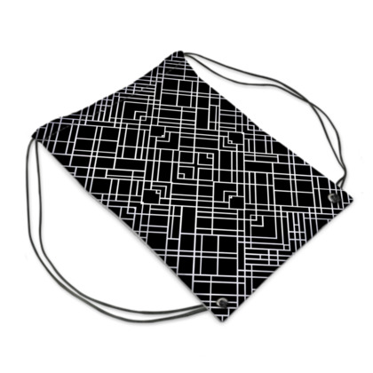 Swim Bag - Map 45