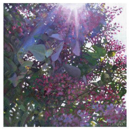Brilliance Blossom Cushion