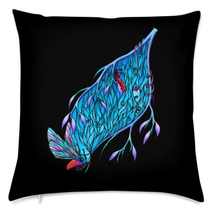 'Blue' Scatter Cushion