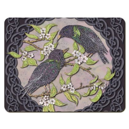 Celtic Starlings Placemats