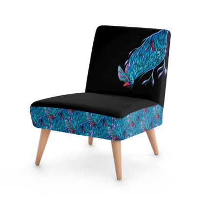 'Blue' Occasional Chair