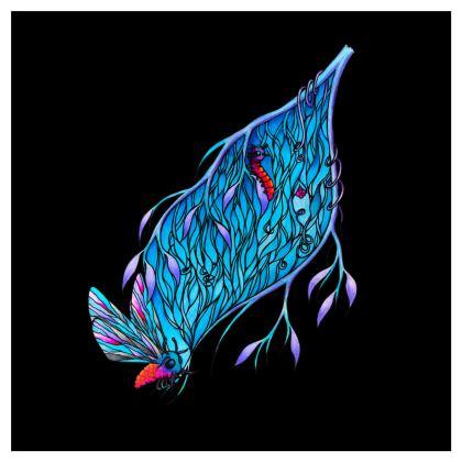 'Blue' Furniture Cube
