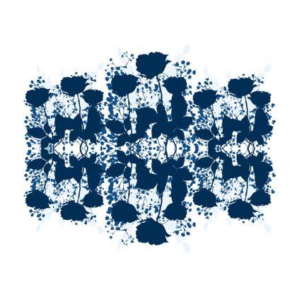 Blur Floral Reflection Cushion