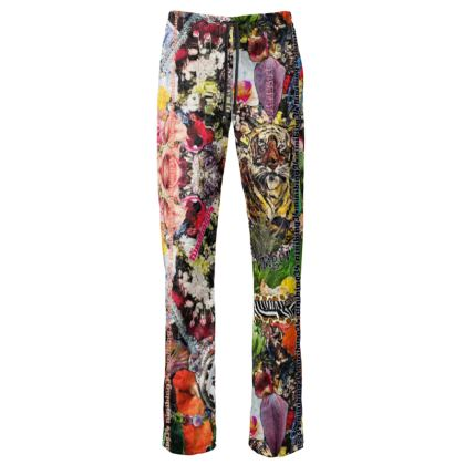 229,- Hose, Jump in Pant JUNGLE size S