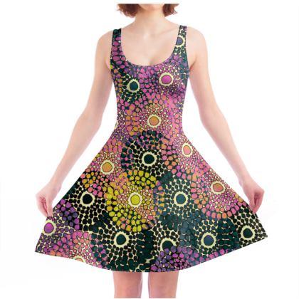 Circular Skate Dress