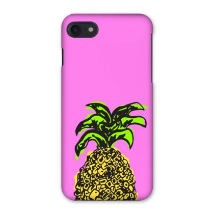 Pineapple Placement iPhone Case