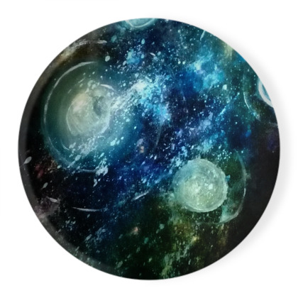Ornamental Bowl - The Orbs