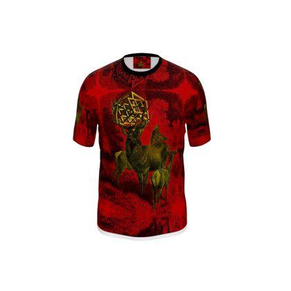Cut and Sew T Shirt