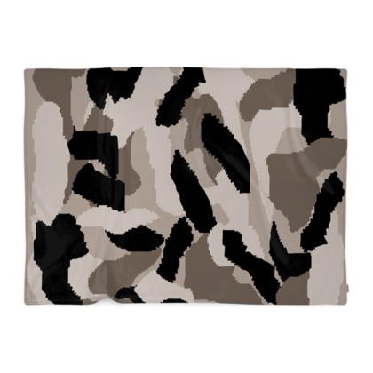 Camouflage Design Blanket