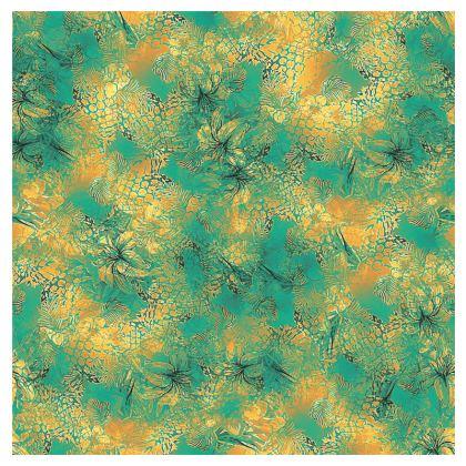 Exotic Jungle Flip Flops