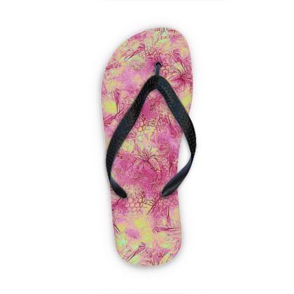 The Tropics Flip Flops