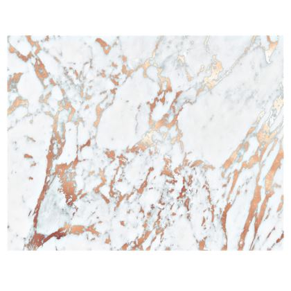 ROSEGOLD MARBLE - Fabric Placemats