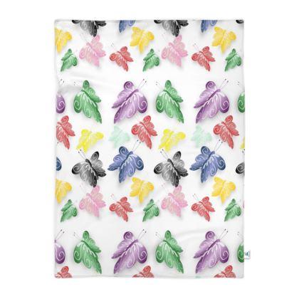 Blanket Butterflies