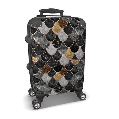REALLY MERMAID BLACK - Suitcase