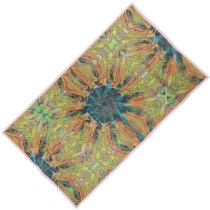"""Towel """"Galaxy Mandala"""""""